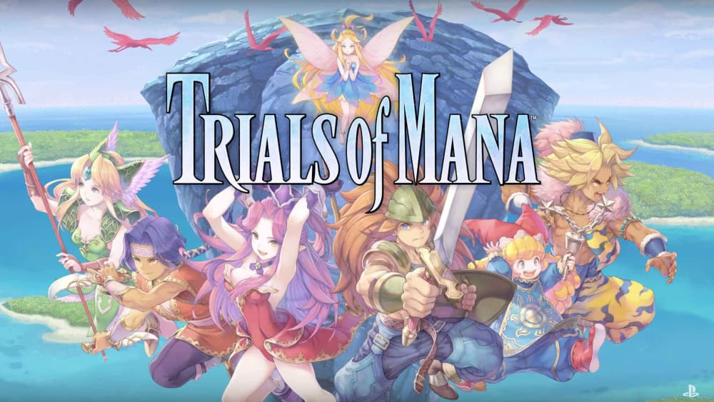 Personajes de Trials of Mana