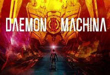 Logo de DAEMON X MACHINA.
