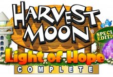 Portada de Harvest Moon: Light of Hope Special Edition Complete