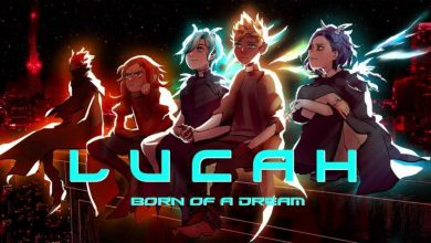 Banner de Lucah: Born of a Dream.