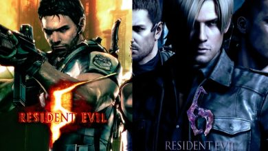 Photo of Resident Evil 5 y Resident Evil 6 cuentan con fecha para Switch