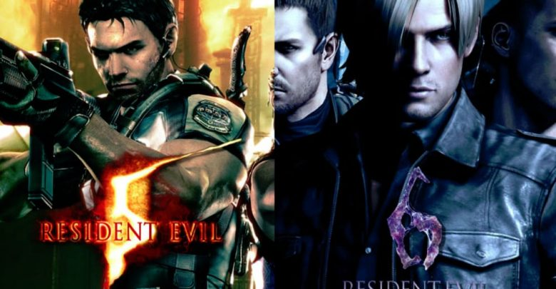 Resident Evil 5 Y Resident Evil 6 Cuentan Con Fecha Para Switch