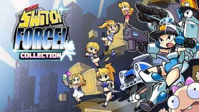 Portada Mighty Switch Force collection