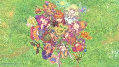 Personajes de Collection of Mana