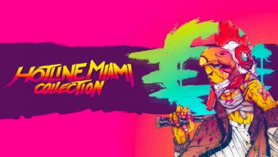 Imagen promocional de Hotline Miami Collection
