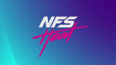 Logo de Need For Speed Heat.