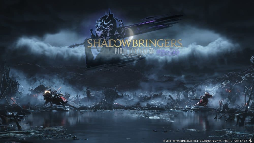Wallpaper de Shadowbringers en Final Fantasy XIV