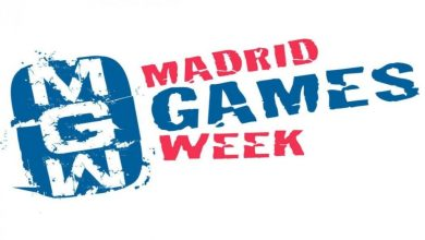 Madrid GamesWeek 2019