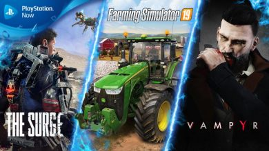 Photo of PlayStation Now refuerza su catálogo de este mes con The Surge, Farming Simulator 19 y Vampyr