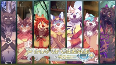 Portada del análisis de Winds of change