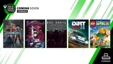 Photo of Jump Force y Bloodstained, entre otros, llegan a Xbox Game Pass