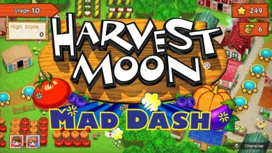 Photo of Harvest Moon: Mad Dash ya está disponible