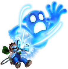 Cazafantasmas Luigi's Mansion 3