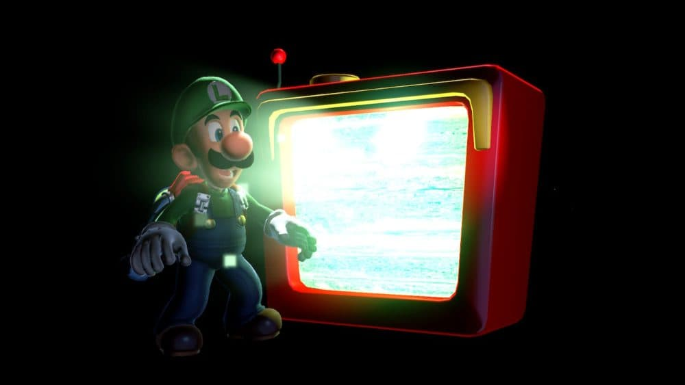 Laboratorio en Luigi's Mansion 3