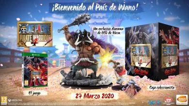 Photo of One Piece: Pirate Warriors 4 saldrá el 27 de marzo en consolas y PC