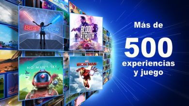 Photo of PlayStation VR ya suma más de 500 juegos y experiencias