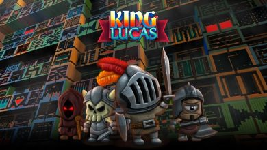 King Lucas salta a Switch