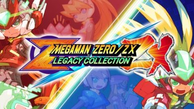 Photo of Ya disponible Mega Man Zero/ZX Legacy Collection