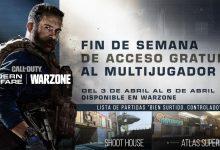 Photo of Los usuarios de Call of Duty: Warzone podrán jugar gratis a Modern Warfare este fin de semana