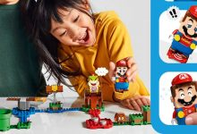 Photo of El crossover de LEGO y Super Mario presentan sus primeros sets