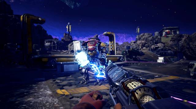 Outer Worlds en Switch