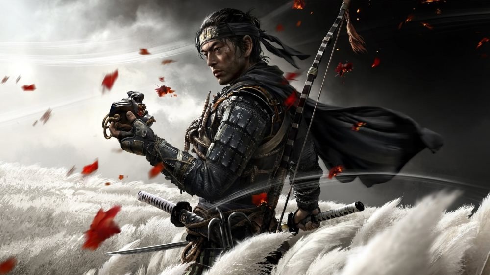 Jin, protagonista de Ghost of Tsushima