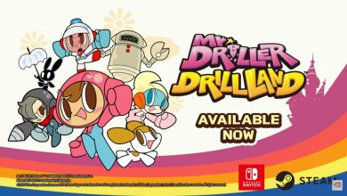Photo of Mr. DRILLER DrillLand ya se encuentra disponible para Switch y PC