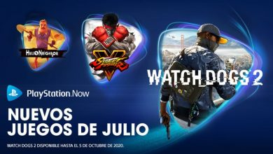 Photo of PlayStation NOW amplía su catálogo de títulos este mes con NDP: Watch Dogs 2, Street Fighter V y Hello Neighbor