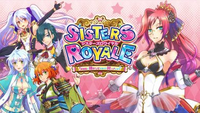 Photo of Sisters Royale: Five Sisters Under Fire llegará a Xbox One el 10 de julio