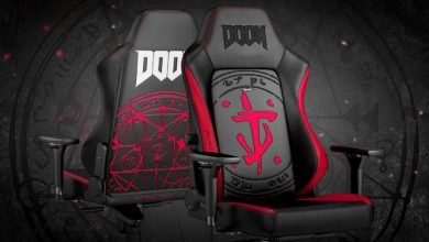 Photo of Caseking anuncia la nueva HERO Gaming Chair – DOOM Edition