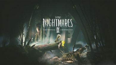 Portada de Little Nightmares II