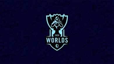 Logo Worlds 2020 LoL