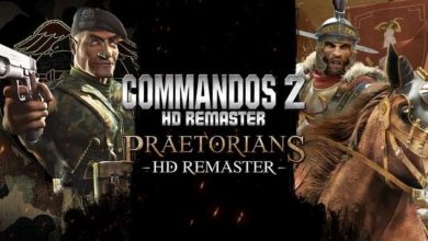 Photo of Comandos 2 & Praetorians: HD Remaster Double Pack ya a la venta