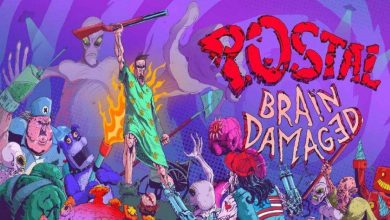 Photo of Anunciado Postal: Brain Damaged