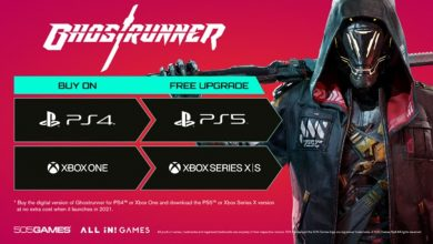 Photo of Ghostrunner se actualizará a PS5 y Xbox One Series X