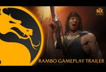 Photo of Nuevo tráiler de Rambo en Mortal Kombat 11 Ultimate