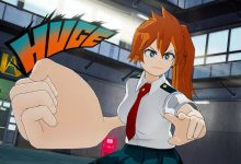 My Hero One's Justice 2 - Itsuka Kendo