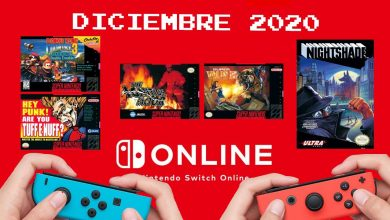 SwitchOnlineDiciembre2020