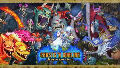 primer diario de desarrollo de Ghosts 'n Goblins Resurrection