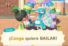 Conga de Animal Crossing