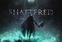 Portada de Shattered - Tale of the Forgotten King