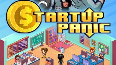 Portada de Startup Panic